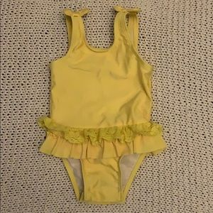 Other - Yellow bathing suit